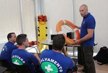 Aulas - Cursos de Salvamento, Emergencias y Seguridad - Madrid